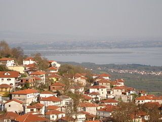 Ano Poroia Place in Greece
