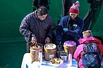 Another spectacular cruise northward along the NW coast of the Antarctic Peninsula.just what we need in Antarctica.an ice cream treat. (25385608593).jpg