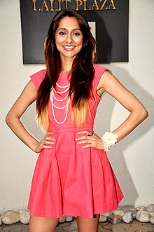 Anousha Dandekar unveils MTV The ONE (13).jpg