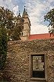 Ansamblul bisericii evanghelice Sebes, Alba 16.jpg