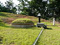 Ansan June 2014 traditional tombs 12.JPG