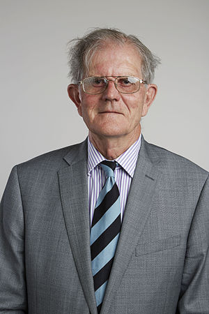 A. W. F. Edwards - Edwards in 2015, portrait from the Royal Society