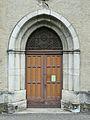 Antignac (HG) église portail.JPG