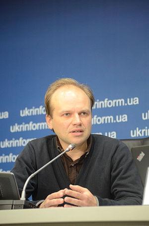 Дмитро Гузій, адвокат у сфері захисту авторського права та член Громадської ради при Державній службі інтелектуальної власності України