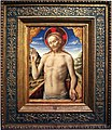 Antonio Vivarini, Gesù Cristo che sporge dal sepolcro, 1450 circa 01.jpg