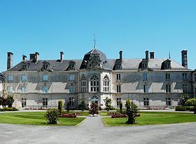 Image illustrative de l'article Château de Lanmary