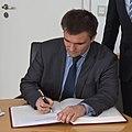 Antrittsbesuch ukrainischer Botschafter Pavlo Klimkin im Rathaus von Köln-7267.jpg