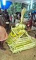 Apindi Vilakku ulsavam in Atham festival Of Mulluthara Devi Temple.jpg