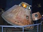 """Apollo 17 Command Module """"America"""" - Space Center Houston. 20-3-2017 (38906782580).jpg"""