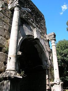 Porta San Sebastiano - Wikipedia