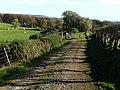 Approach to Kipperoch Farm - geograph.org.uk - 1557104.jpg