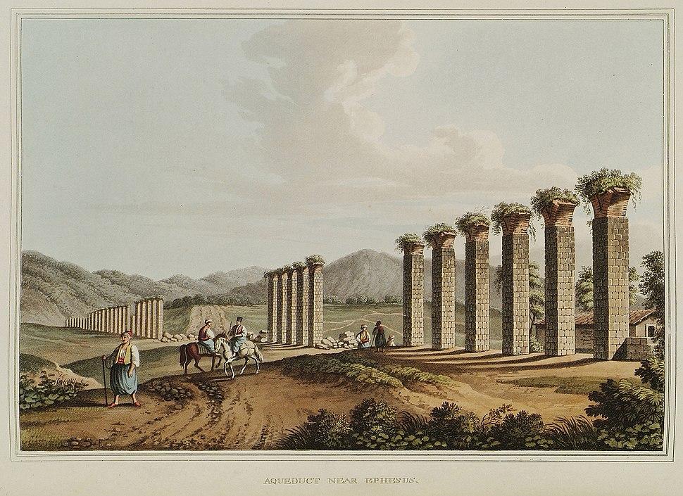 Aqueduct near Ephesus - Mayer Luigi - 1810