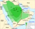 Arabia Saudita - Expansion entre 1914 e 1934.png