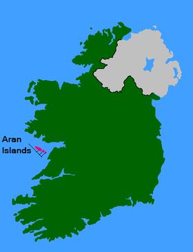 Arann Islands Ferry