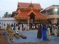 ArattupuzhaTemple Pooram day.JPG