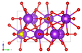 Arcanite crystal structure (McGinnety 1972) along a axis.png