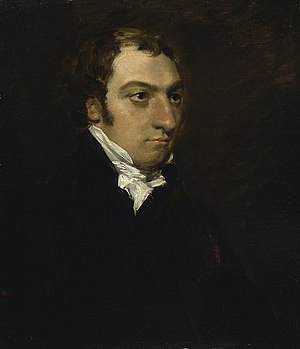 John Fisher (bishop of Salisbury) - John Fisher, nephew of the Bishop, by John Constable, 1816 (Fitzwilliam Museum)