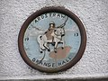 Ardstraw Orange Hall wall plaque - geograph.org.uk - 136184.jpg