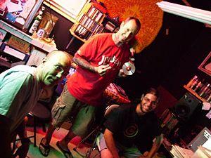 Areola 51 - Brett Bradford, Jeff Pinkus, Max Brody