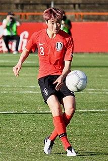 Hong Hye-ji South Korean association football player
