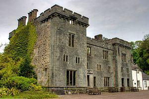 Armadale Castle - Armadale castle ruins