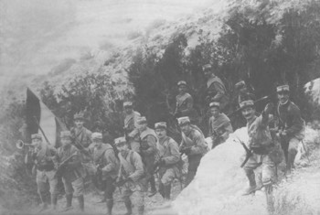 War lasting from 1918 to 1921 during the Turkish War of Independence