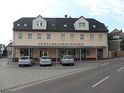 Anna-Seghers-Straße in Zwenkau