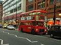 Arriva South London Routemaster RM348 (WLT 348) route 159, Oxford Street, 24 December 2003.jpg