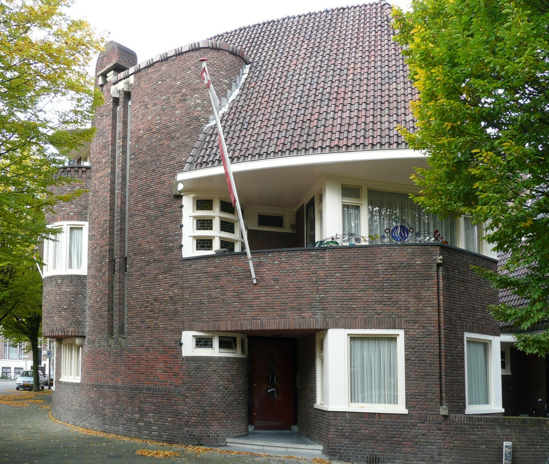 File Art Deco Style Related Gentleman 39 S House In Utrecht