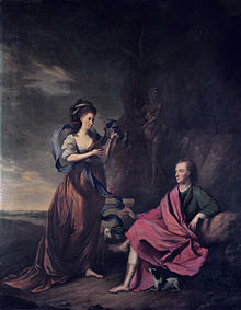 Arthur Wolfe, 1st Viscount Kilwarden and his wife Anne by Thomas Hickey.jpg
