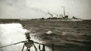 Bestand:Artillerieoefeningen van SMS Szent Istvan 1915 (720p).webm