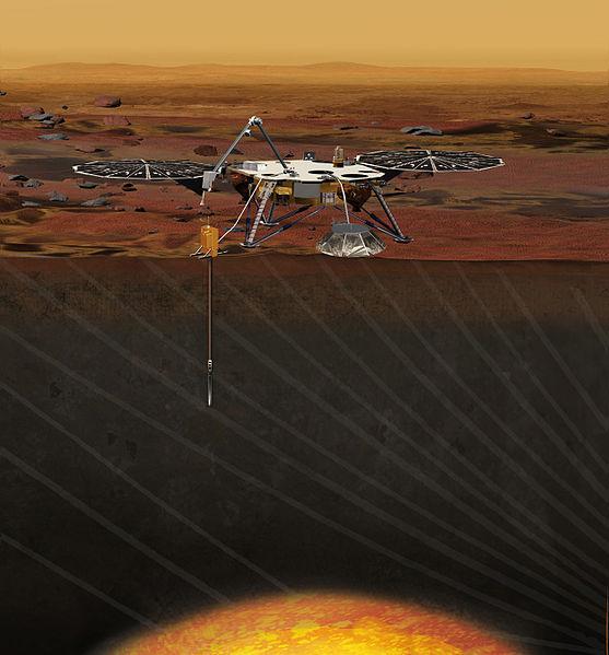 Préparation de la mission martienne InSight 557px-Artist%27s_Concept_of_the_InSight_Lander