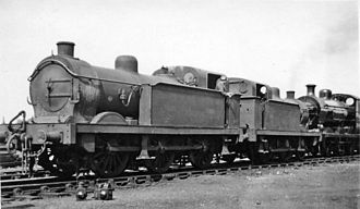 Canterbury and Whitstable Railway - Two specially cut down SER locos for Tyler Hill Tunnel