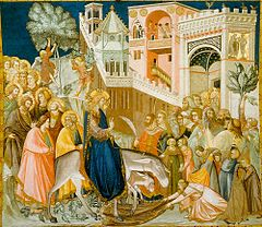 Assisi-frescoes-entry-into-jerusalem-pietro lorenzetti.jpg