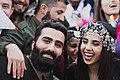 Assyrians celebrating Assyrian New Year (Akitu) year 6769 (April 1st 2019) in Nohadra (Duhok) 36.jpg