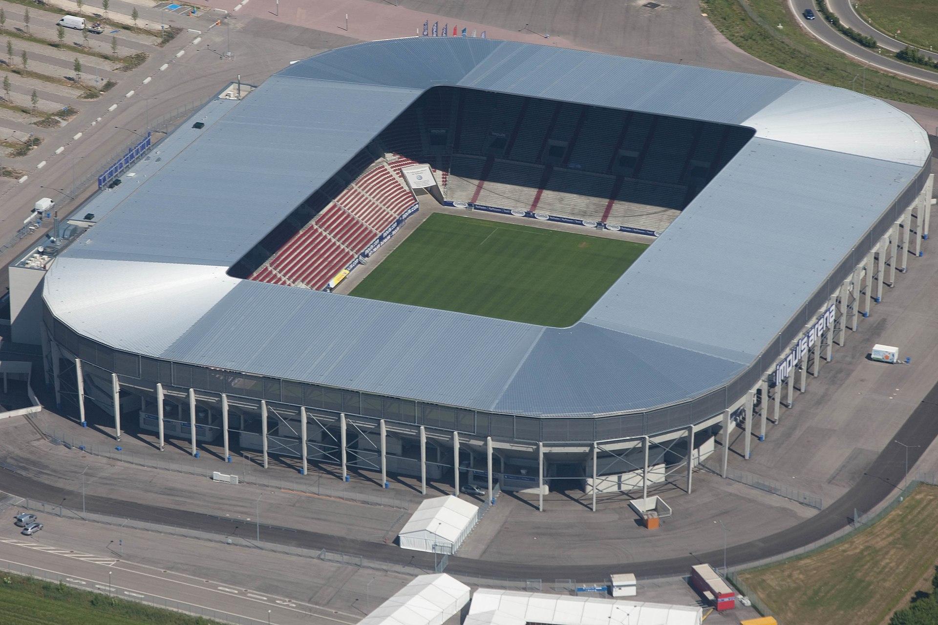 Augsburg Wwk Arena