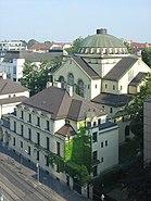 Augsburg Synagoge