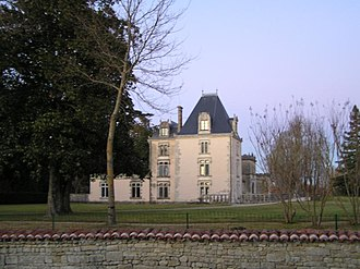 Authon-Ébéon - The Chateau of Authon