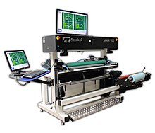 Automatic Flexo Plate Mounter