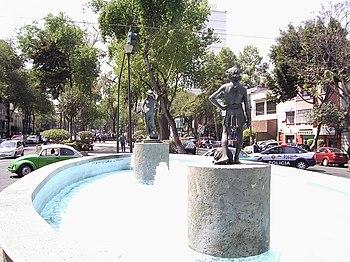 Avenida Alvaro Obregon Ciudad de Mexico