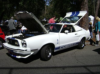 Ford Mustang (second generation) - 1976 Mustang II Cobra II