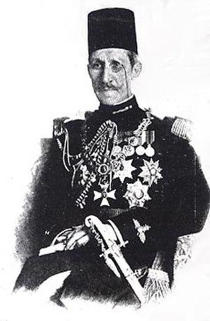 Aziz Ezzat Pasha - Image: Aziz Ezzat Pasha