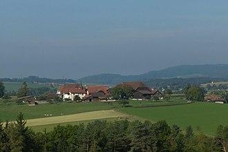 Zollikofen - Bühlikofen village