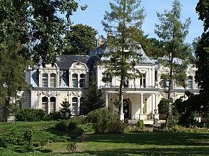 Błociszewo - Palace