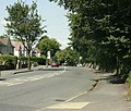 B3119 West Town Lane - geograph.org.uk - 1443631.jpg