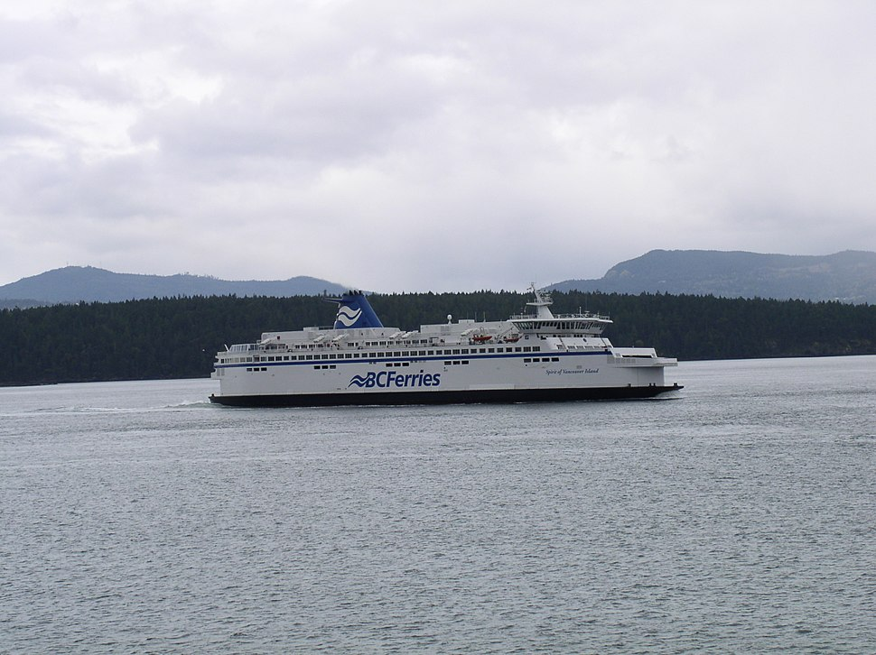 BC Ferry Spirit Of Vancouver Island