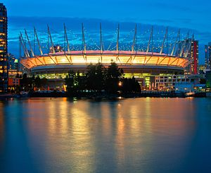 Geiger Engineers - New Roof on BC Place