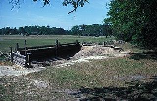 Bentonville Battlefield United States historic place