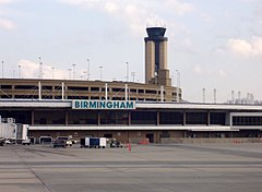 Birmingham-Shuttlesworth International AirportPort lotniczy Birmingham-Shuttlesworth