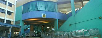 Tekka Centre - The entrance to Tekka Centre's hawker centre and wet market